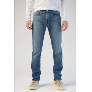 Frame L'Homme Slim Fit Jeans Mojave Dune 36 x 31